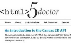 helpful html5 resources