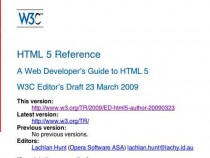 7 Useful Resources Help You to Learn HTML5