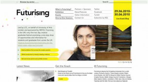 Inspirational Blog Designs