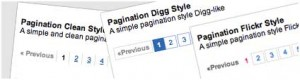 perfect pagination style