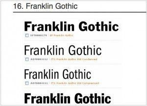 tools to identify fonts