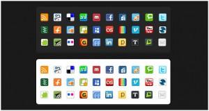 best social media icons