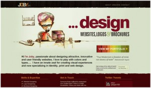 making effective web design