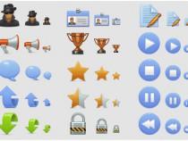 Superb Icon Sets for Application Design