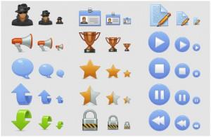 application design icons