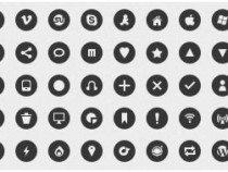 3 Fresh Icon Sets for Web Designers