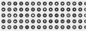 fresh icon sets