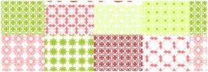 high quality pattern