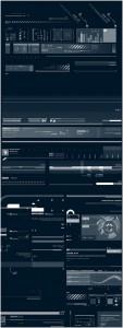 tech interface photoshop brushes