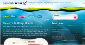 Design Disease   inspiration unique use of colors