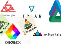 Logo Design Inspiration: Triangles