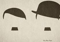 30 Coolest Minimalist Print Ads