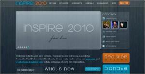 textured web design