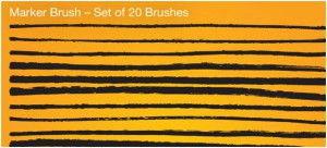 illustrator brush