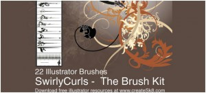 illustrator brush