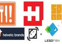 Logo Design Inspiration: Squares