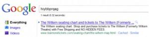 bing copying google
