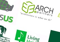 Logo Design Inspiration: Creative Green Logos