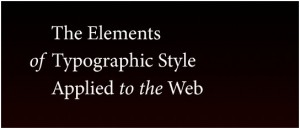 typography ebooks
