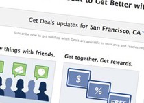 Facebook's New Deals Product Coming to Five Cities Today