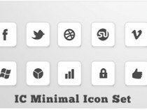 Fresh Icon Sets To Improve Your Designs