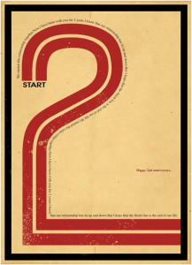 typography posters, typography poster design