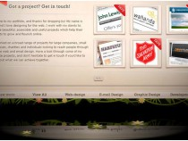 Footer Designs For Your Inspiration