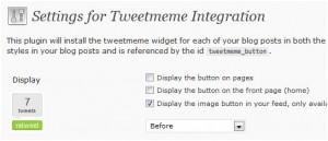 twitter wordpress plugin