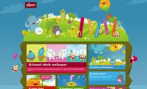 illustration web design