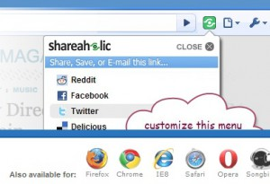 Tweet Button for Chrome