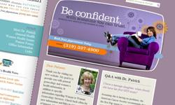 purple website