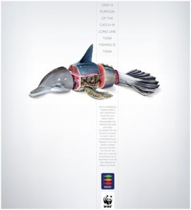 clever print ads