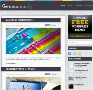 free premium wordpress themes