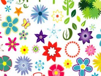 30 Free Floral Vector Packs for Design Professionals