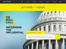 Beautiful Yellow Web Designs for Your Inspiration