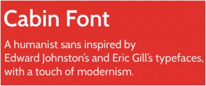 fonts for headline