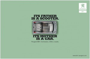 car advertisements