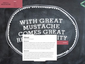 Examples of Fixed Position Menus in Web Design