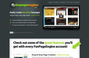 fan page resources