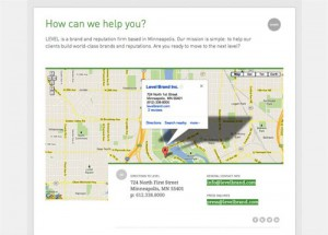 google map integration into website
