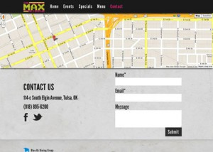 google map integration into website
