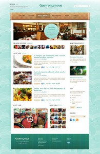 website psd template