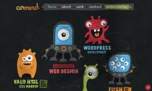 animal web design