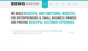 design agency websites