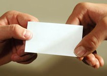 Personalizing Your Impression Using Business Card Templates