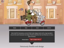 20 Beautiful Examples of Illustrated Elements in Web Design