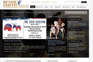 non-profit website