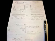 25 Examples of Inspiring Wireframe Sketches