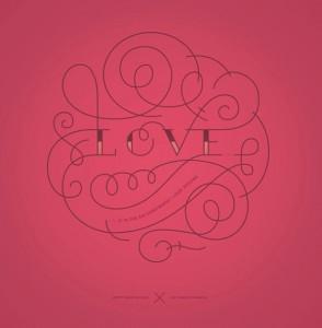 ornamental calligraphy