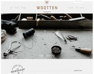 clean website design
